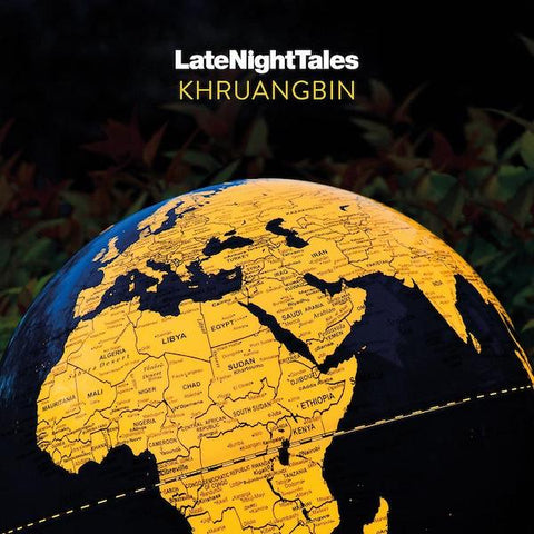 Various Artists - Late Night Tales: Khruangbin [Damaged Sleeve]