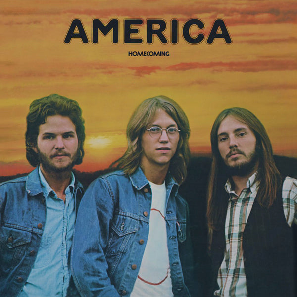 America - Homecoming (2012 Re-Issue)