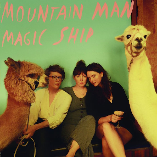 Mountain Man - Magic Ship