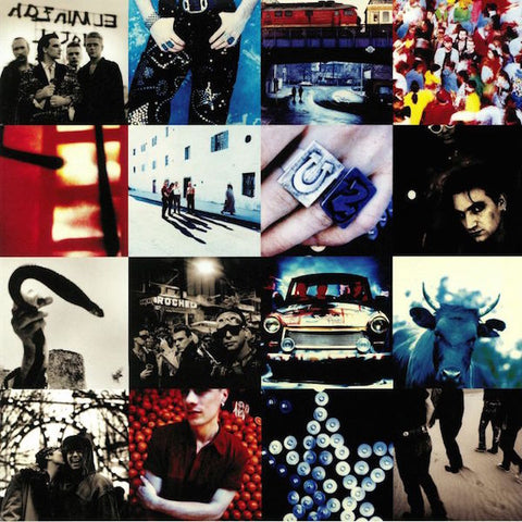 U2 - Achtung Baby (2018 Re-Issue)