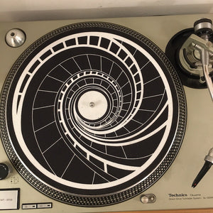 Load image into Gallery viewer, Slide Record Shop Slipmat
