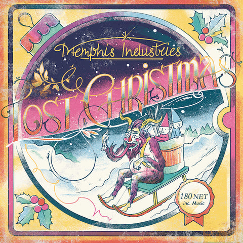 Various Artists - Lost Christmas: A Festive Memphis Industries Selection Box