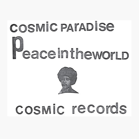 Michael Cosmic & Phil Musra Group - Peace In The World / Creator Spaces