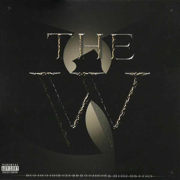 Wu-Tang Clan - The W (2014 Re-Issue)