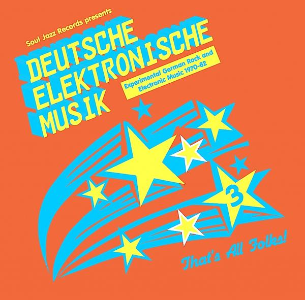Various Artists - Deutsche Elektronische Musik