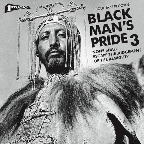 Various Artists - Soul Jazz Records Presents: Studio One Black Man's Pride 3 None Shall Escape The Judgement Of The Almighty