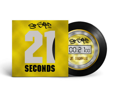 So Solid Crew - 21 Seconds EP (RSD20)