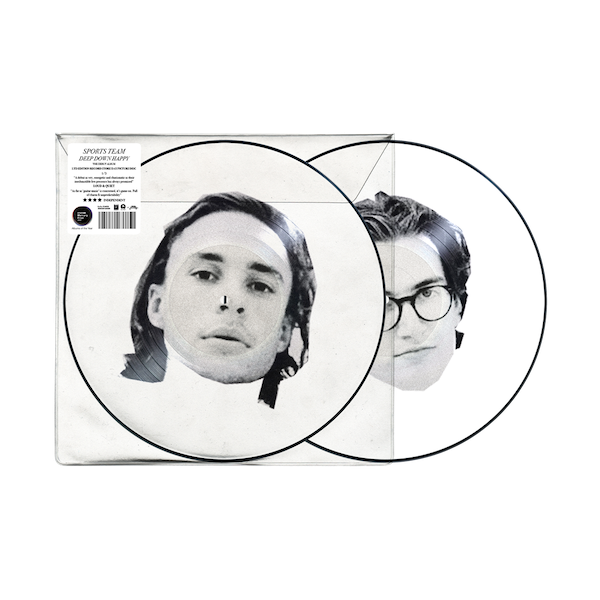 Sports Team - Deep Down Happy Picture Disc (RSD20)