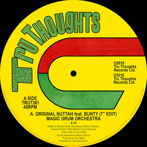 Magic Drum Orchestra - Original Nuttah feat. Bunty/Dread Nourishment