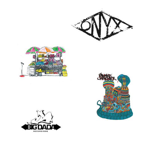 Onyx Collective - Fruit Stand/Snake Charmer