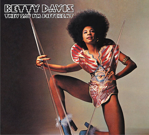Betty Davis - They Say I'm Different (2020 Reissue)