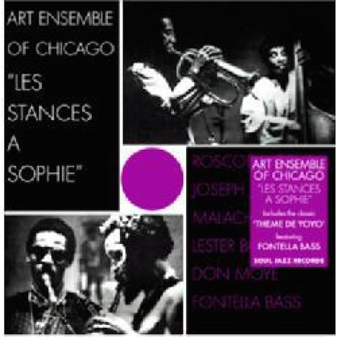 Art Ensemble of Chicago - Les Stances à Sophie (2018 Re-Issue)