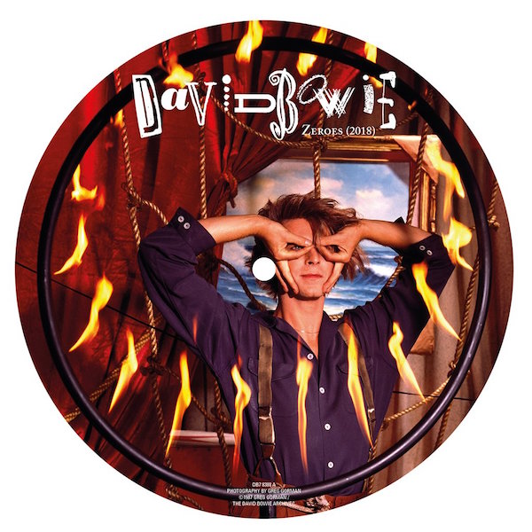 David Bowie - Zeroes / Beat Of Your Drum