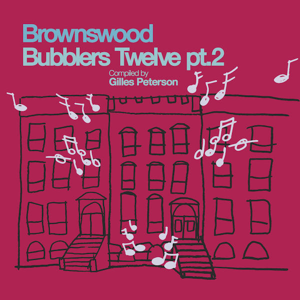 Various Artists - Brownswood Bubblers 12: Part 2