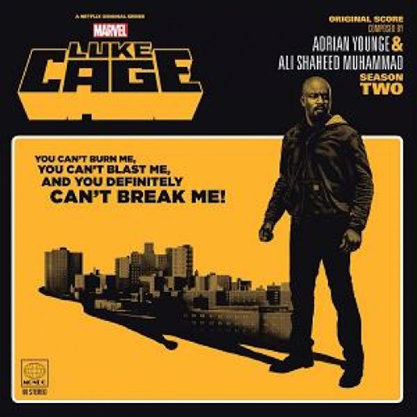 Adrian Younge & Ali Shaheed Muhammad - Marvel's Luke Cage Season 2 Original Soundtrack