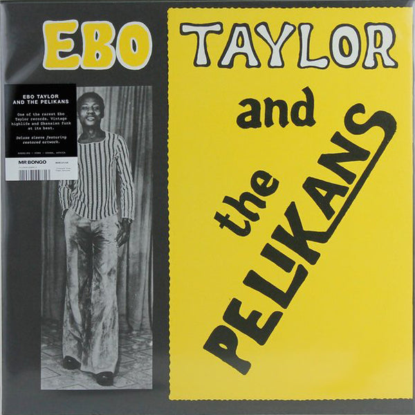 Ebo Taylor & The Pelikans - Ebo Taylor & The Pelikans