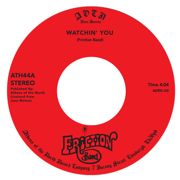 Friction - Watchin' You