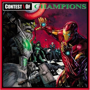 GZA - Liquid Swords (Marvel Hip-Hop Variant Cover)
