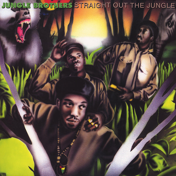 Jungle Brothers - Straight Out The Jungle (2019 Re-Issue)