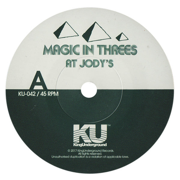 Magic Threes - At Jody's