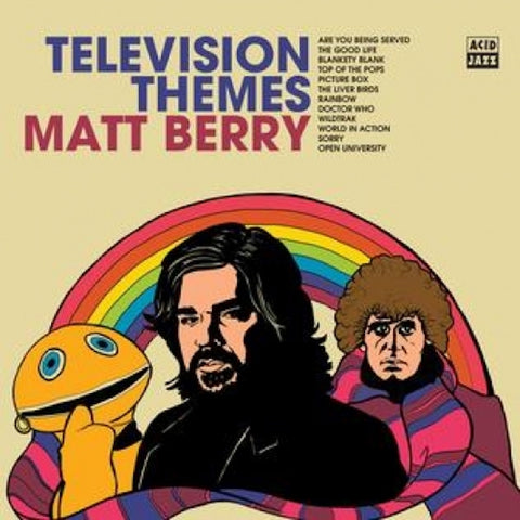 Matt Berry - TV Themes (Love Record Stores 2020)