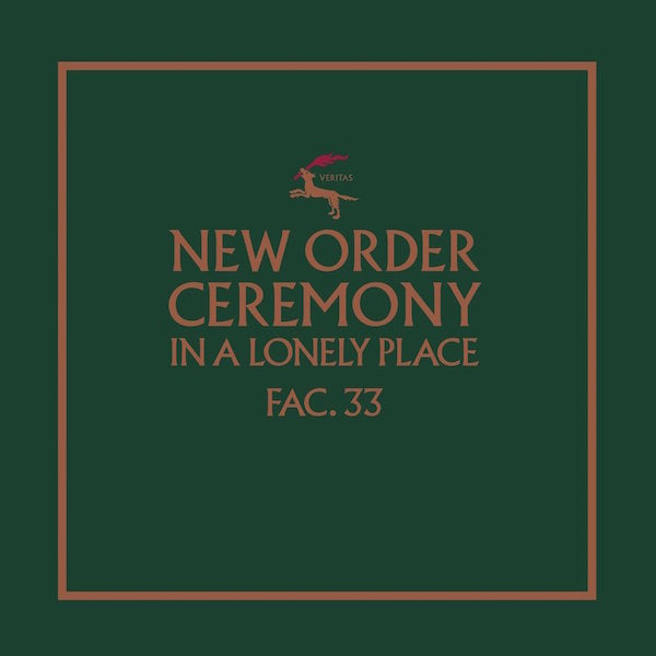 New Order - Ceremony: Version 1 [Remastered Edition]