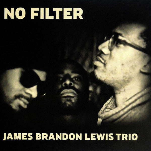 James Brandon Lewis Trio - No Filter
