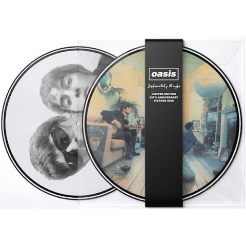 Oasis - Definitely Maybe Picture Disc Edition (Love Record Stores 2020)