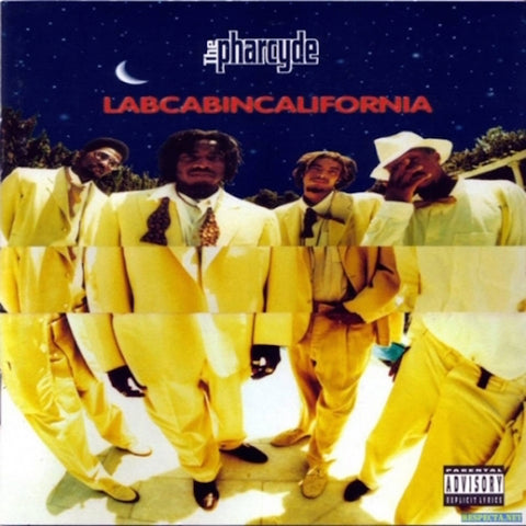 The Pharcyde - Labcabincalifornia (2018 Re-issue)