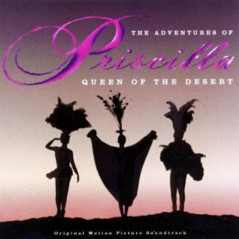 Various Artists - The Adventures Of Priscilla: Queen Of The Desert OST (2019 Re-Issue)