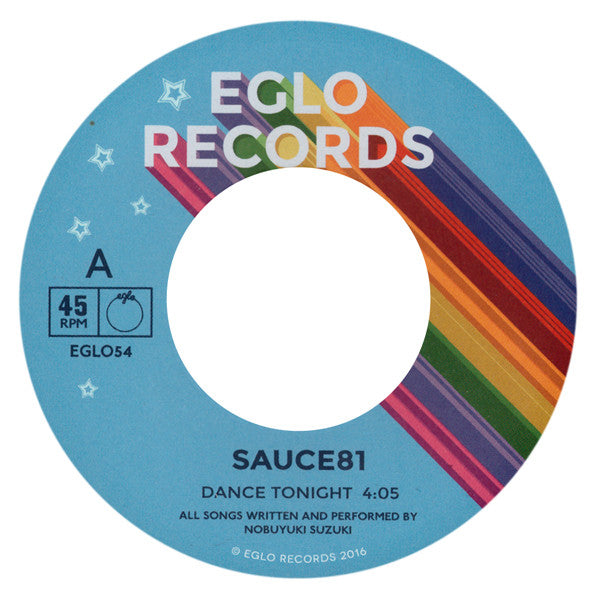 Sauce81 - Dance Tonight