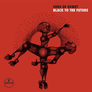 Load image into Gallery viewer, Sons Of Kemet - Black To The Future