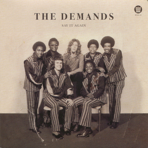 The Demands - Say It Again / Let Me Be Myself