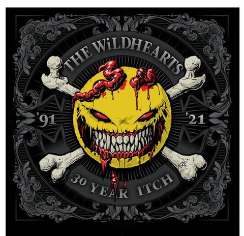 The Wildhearts - The Thirty Year Itch