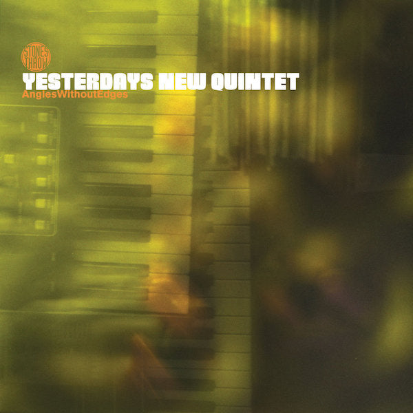 Yesterdays New Quintet - Angles Without Edges