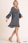 womens navy dress