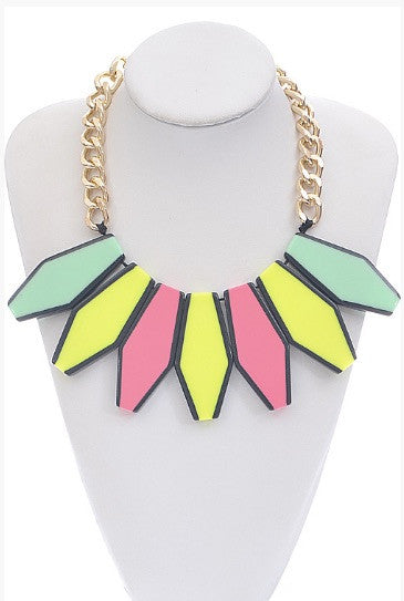 La Gomera Statement Necklace