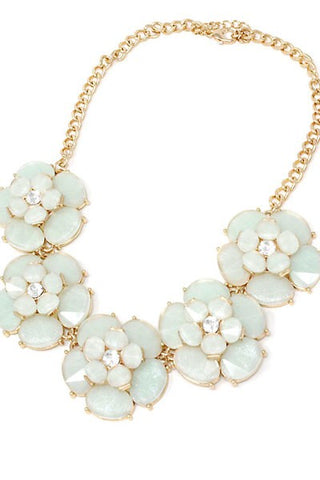 Les Mamelles Statement Necklace
