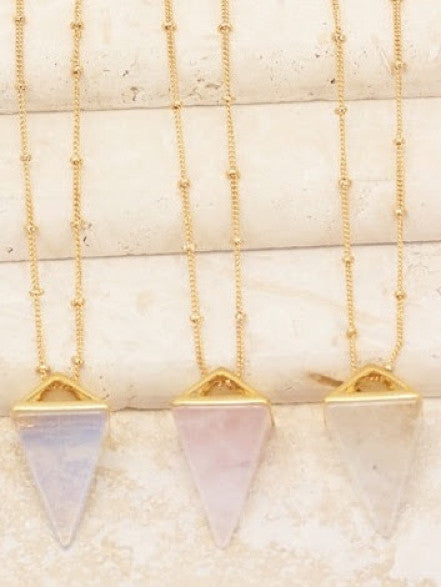 Pyramid of Khafre Necklace