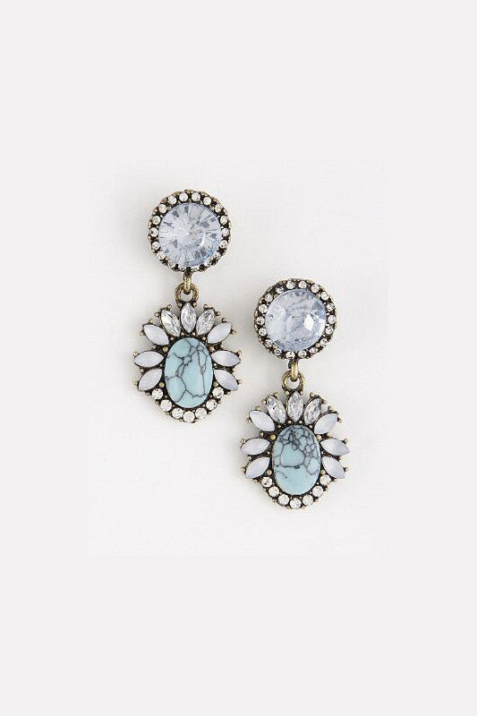 Monte Toro Earrings
