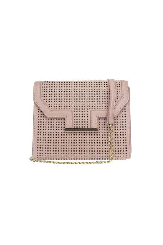 Na Pali Coast Perforated Purse