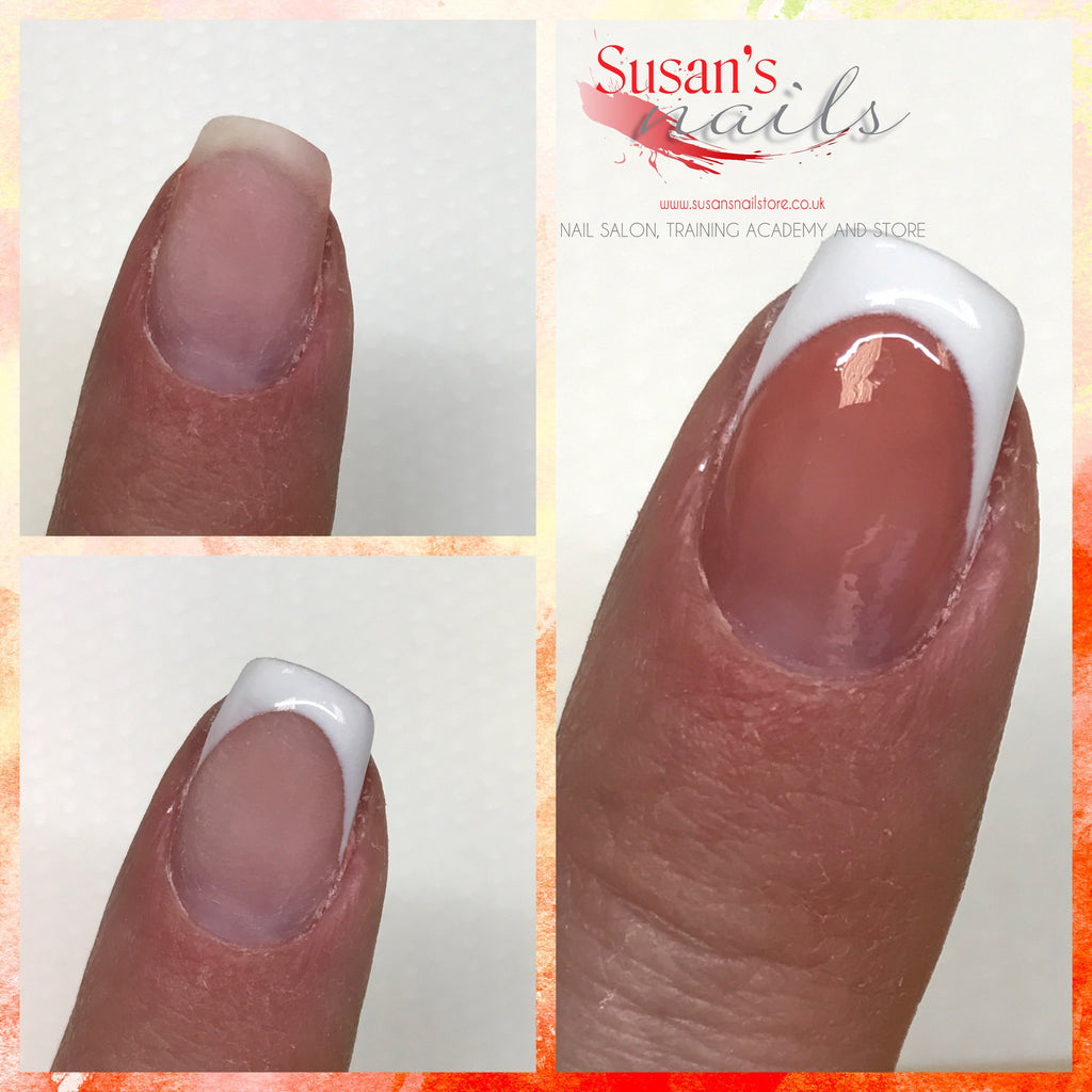 How To Do French With Gel Polish Step By Step