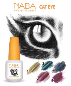 5 Facts You Need to Know About NABA Cat Eye Lac Gels