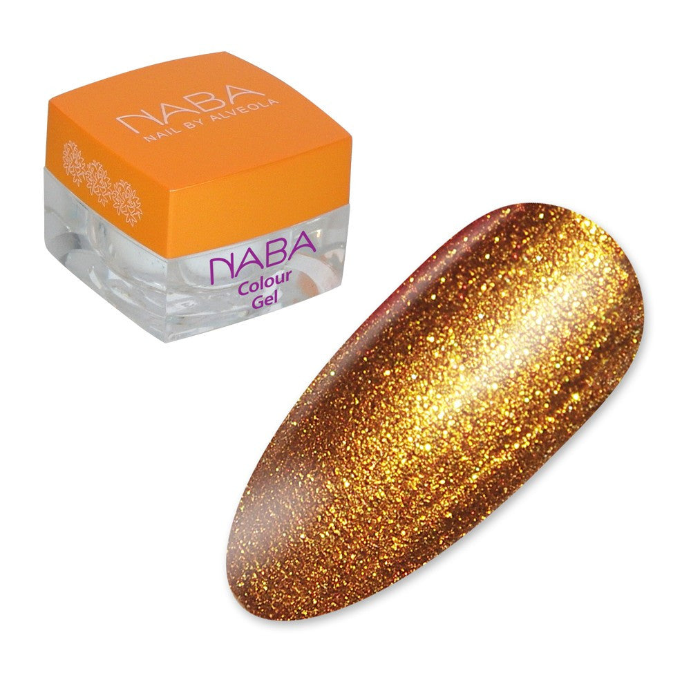 NABA Colour Gel 26 LUXURY GOLD