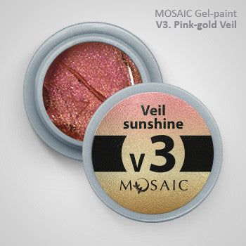 MOSAIC Gel-Paint V3 SUNSHINE