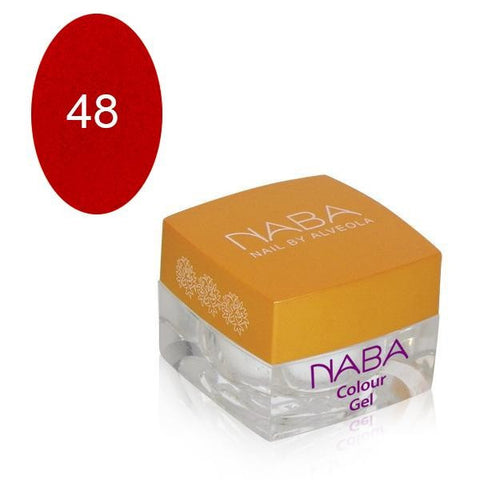 NABA Colour Gel 48 BRICK