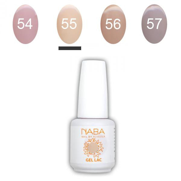 NABA Gel Lac 55 NATURAL