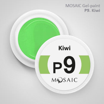 MOSAIC Gel-Paint P9 KIWI