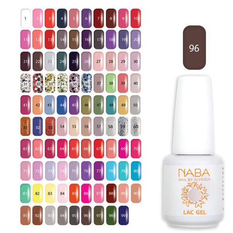 NABA Gel Lac 96 SHADOW