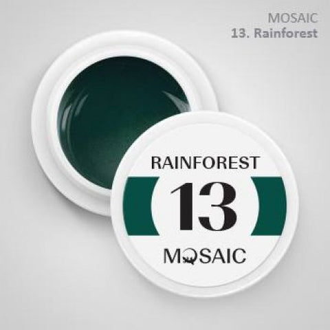 MOSAIC Gel-Paint 13 RAIN FOREST
